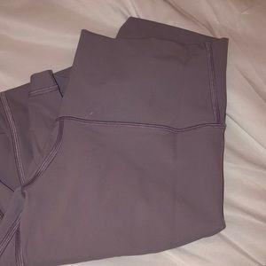 """Lululemon align lavender leggings 28"""""""